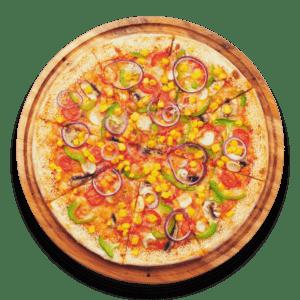 Garden Love Pizza